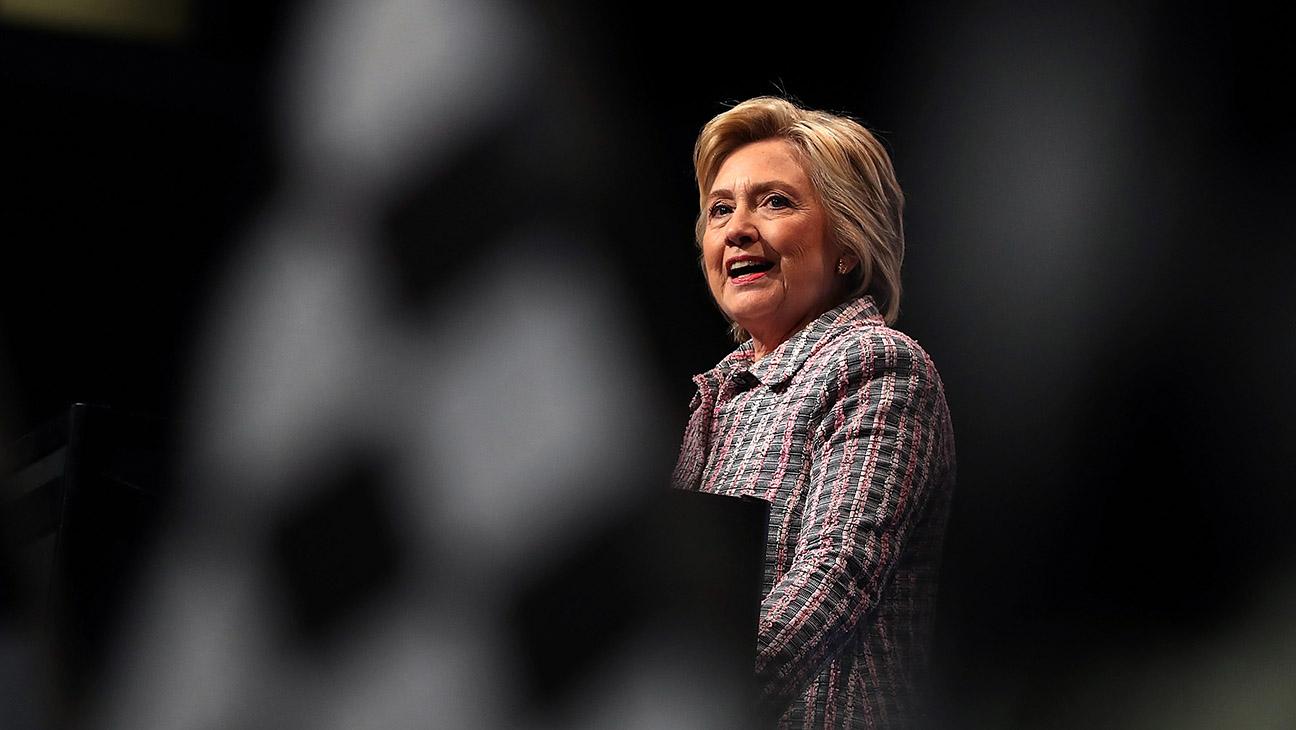 Hillary Clinton - Getty - H 2016
