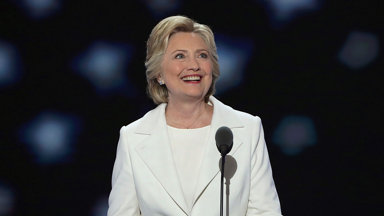 Hillary Clinton_Onstage_DNC_9 - Getty - H 2016