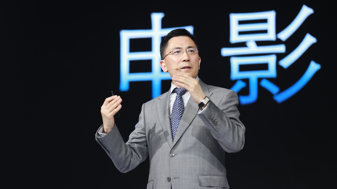 Mtime CEO Kelvin Hou - H 2016