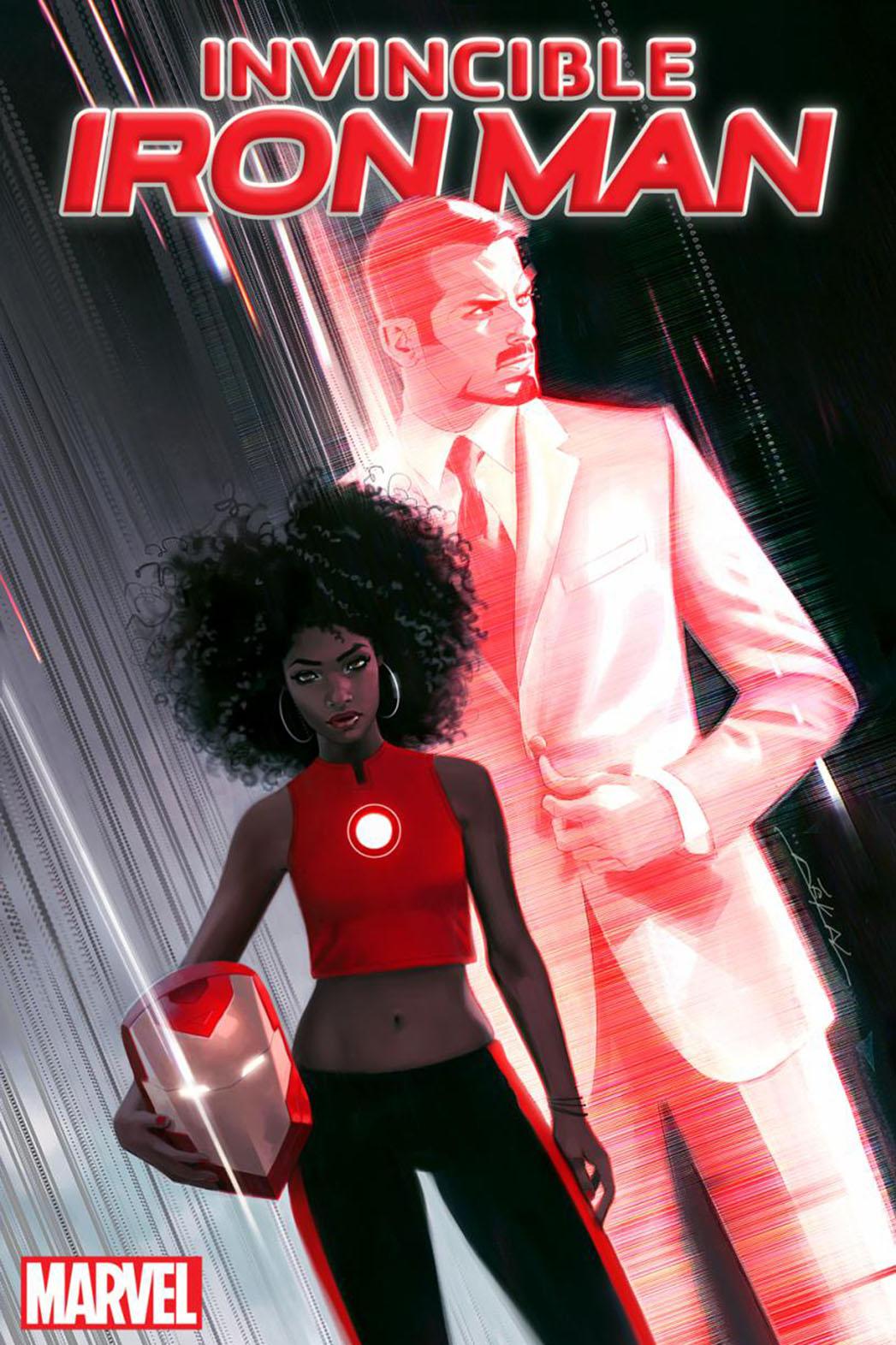 Invincible Iron Man-Marvel Entertainment-Publicity-P 2016