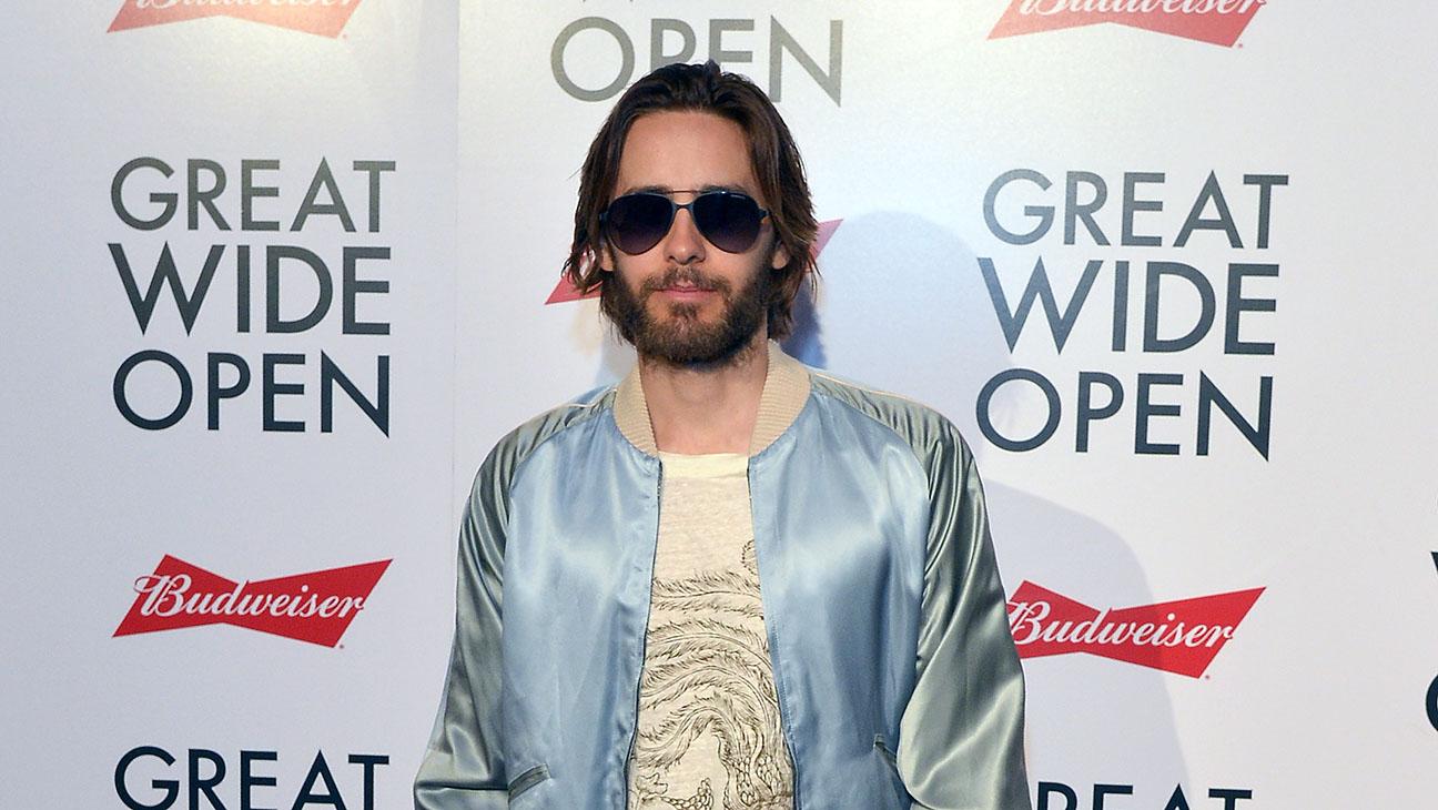 Jared Leto_Great Wide Open Premiere - Getty - H 2016