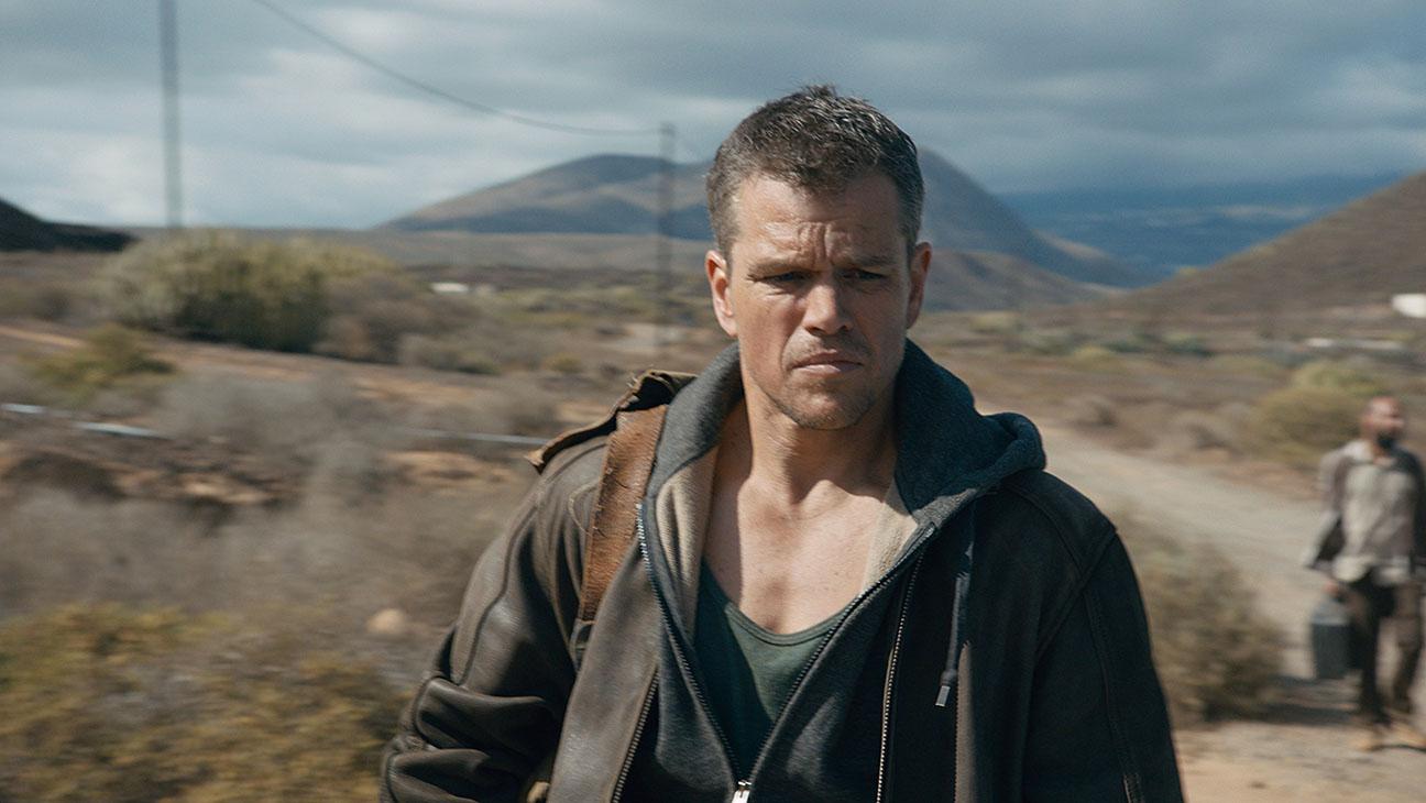 Jason Bourne Matt Damon Still 1 H 2016