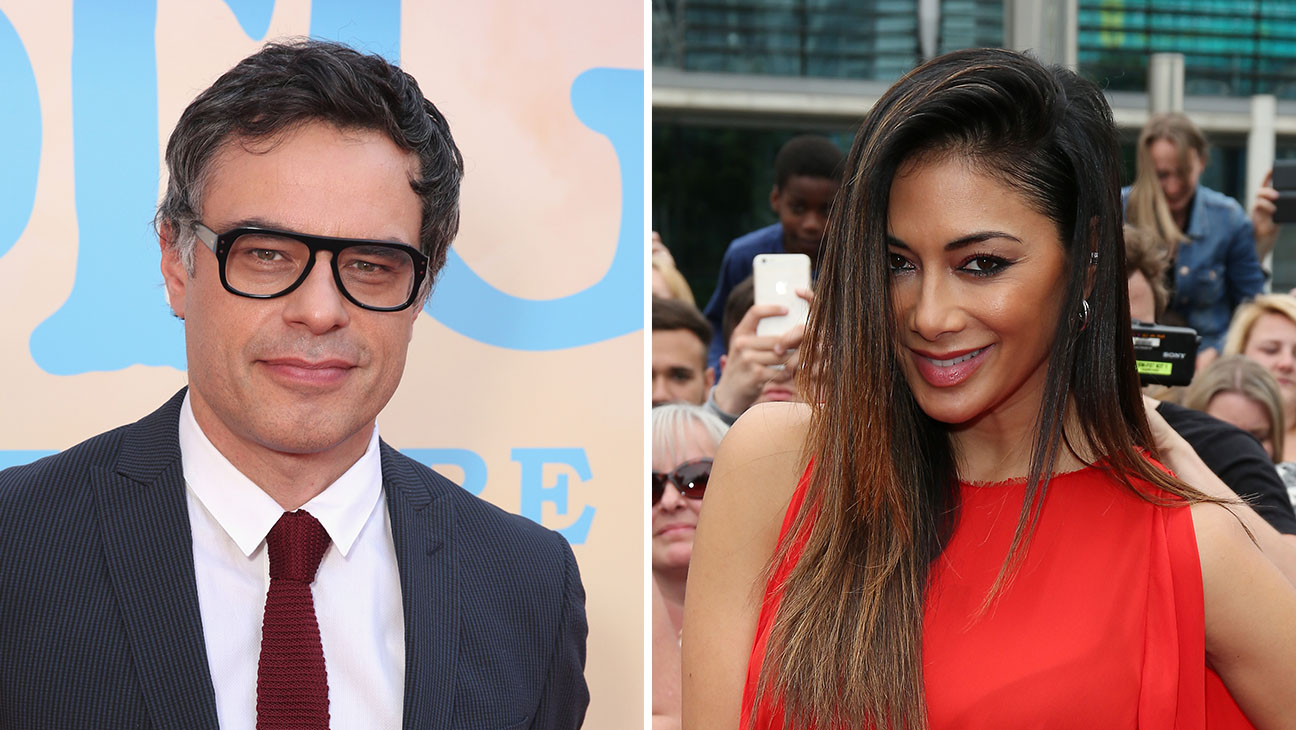 Jemaine Clement and Nicole Scherzinger_Split - Getty - H 2016