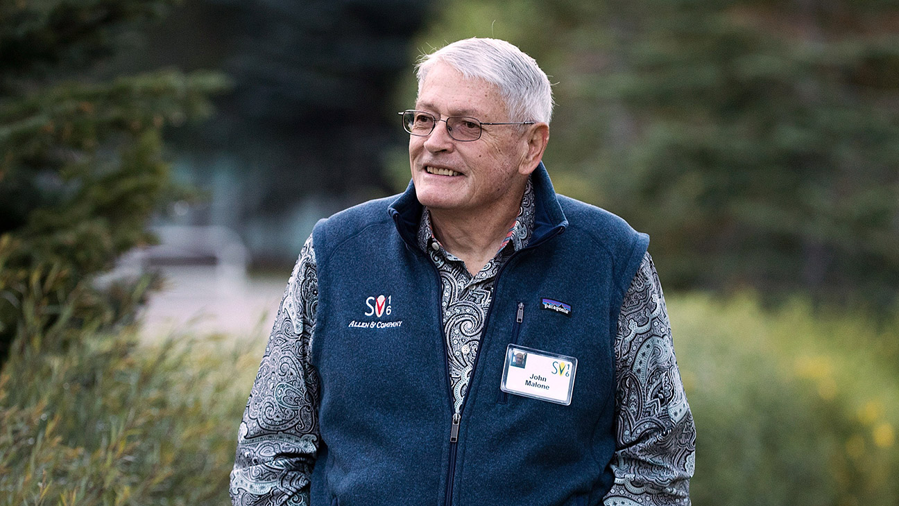 John Malone - Getty - H 2016