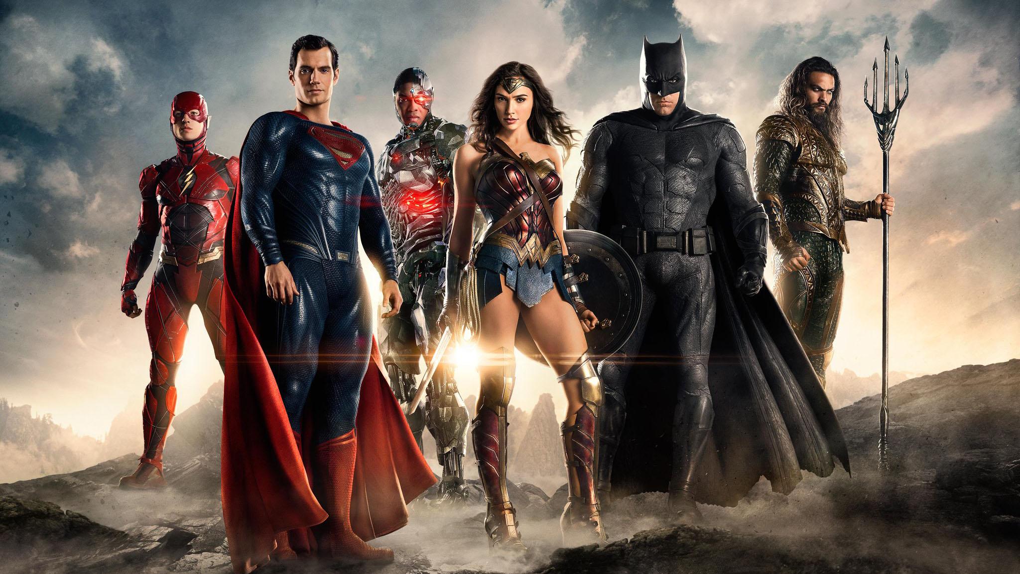 Justice League Poster - H