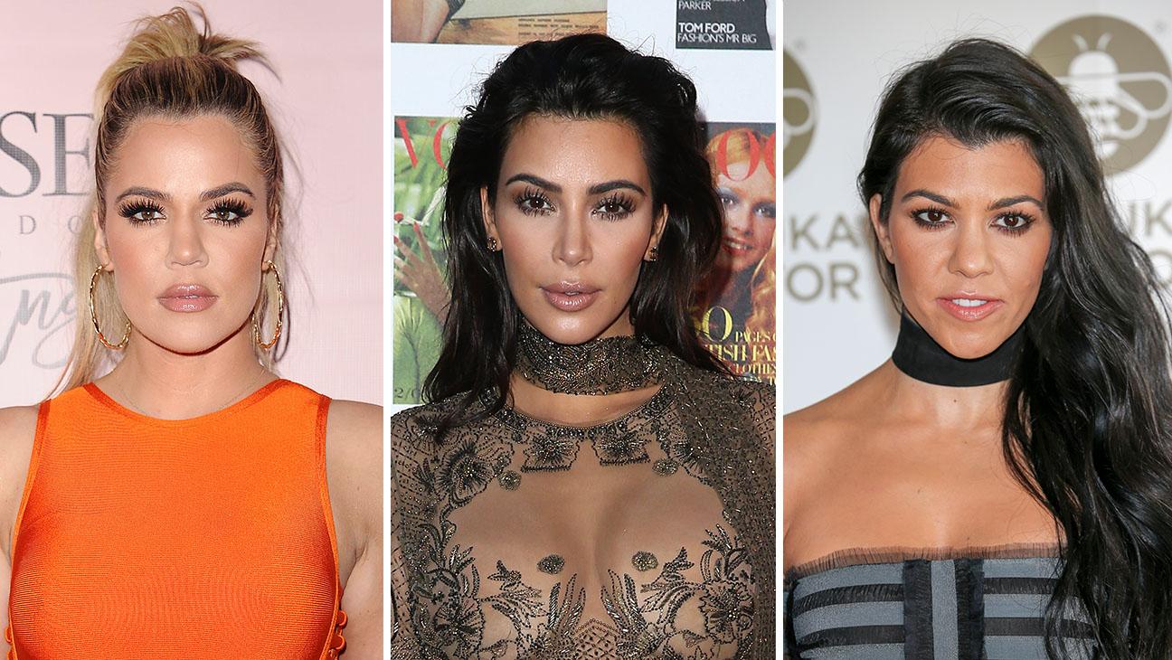 Khloe, Kim, Kourtney Kardashian_Split - Getty - H 2016