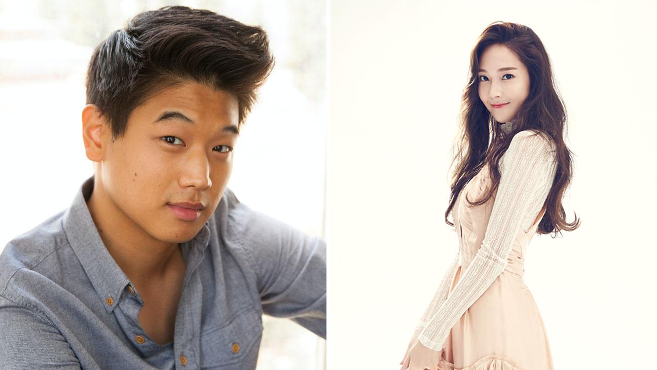 Ki Hung Lee_Jessica Jung_Split - Publicity -  H 2016