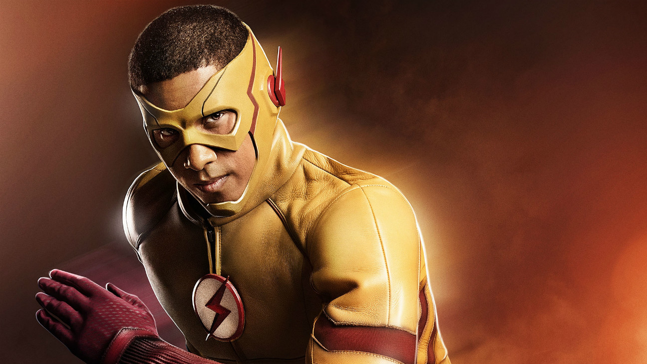 Kid Flash publicity - H