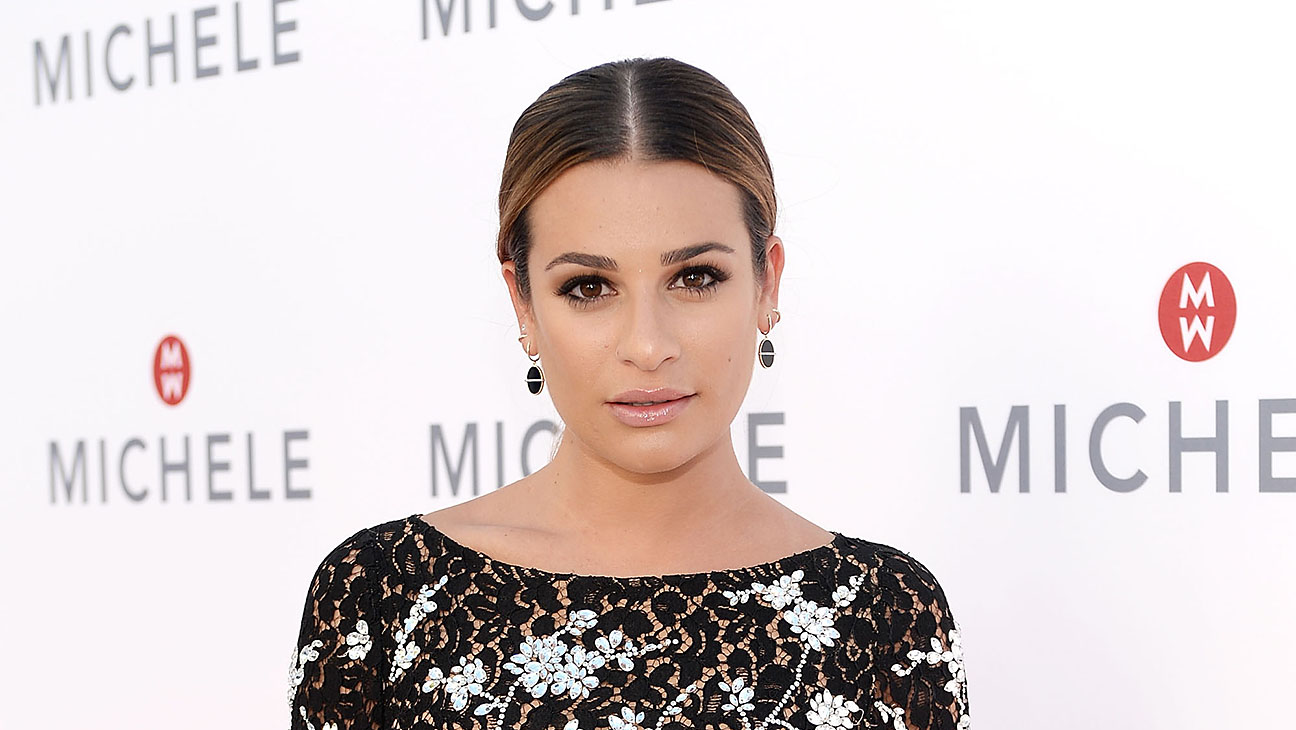 Lea Michele - Getty - H 2016