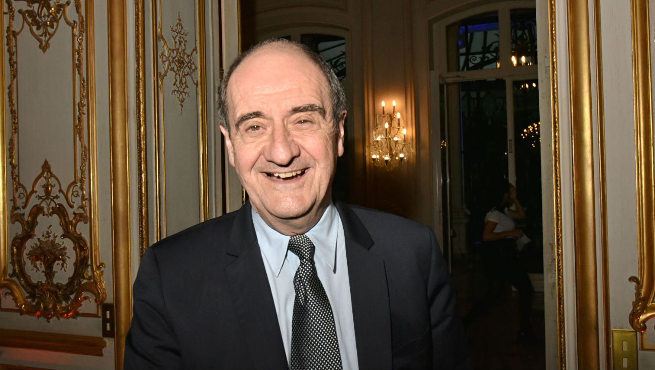 Pierre Lescure - Getty - H 2016