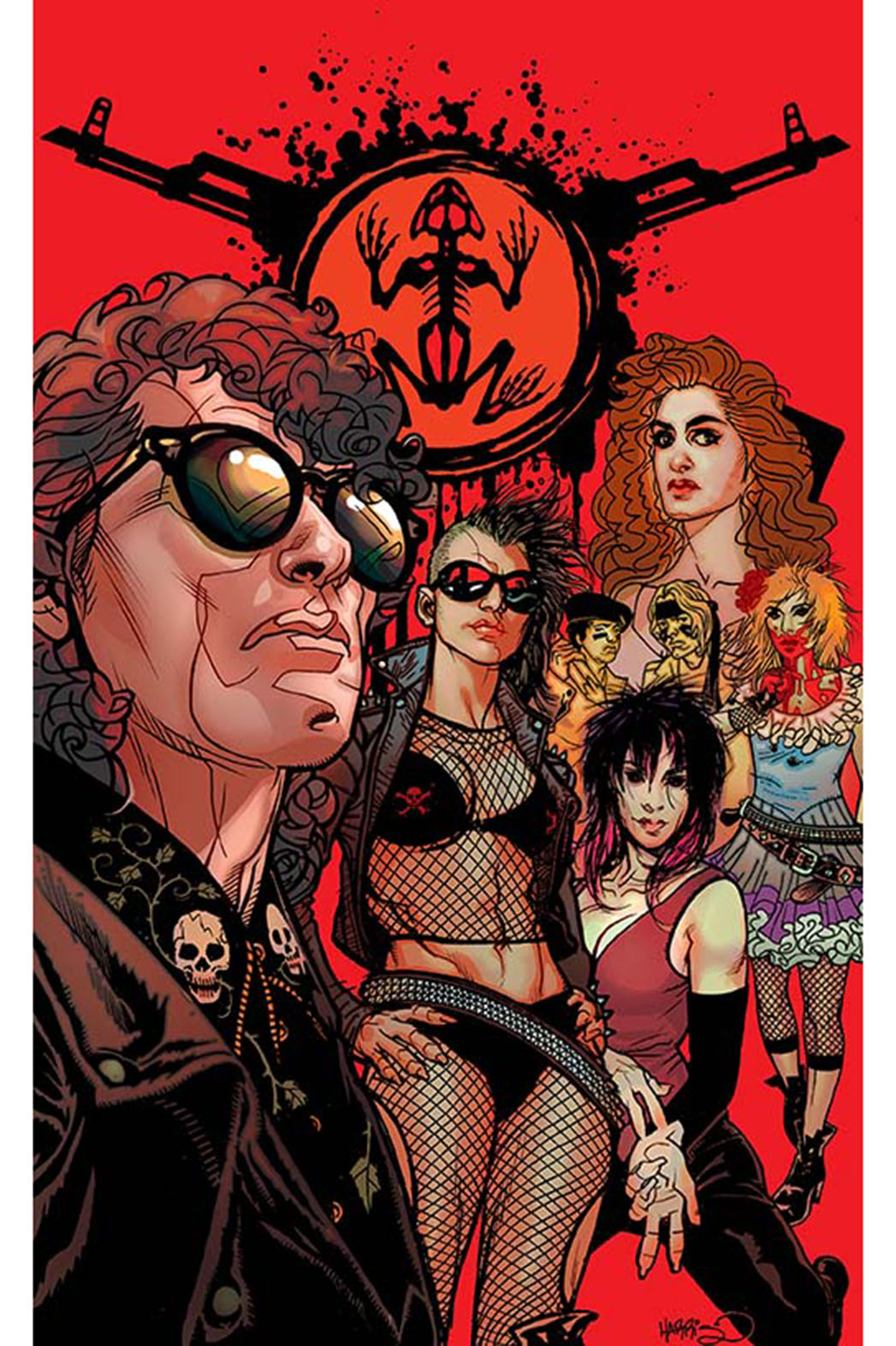 Lost Boys Comic - P 2016