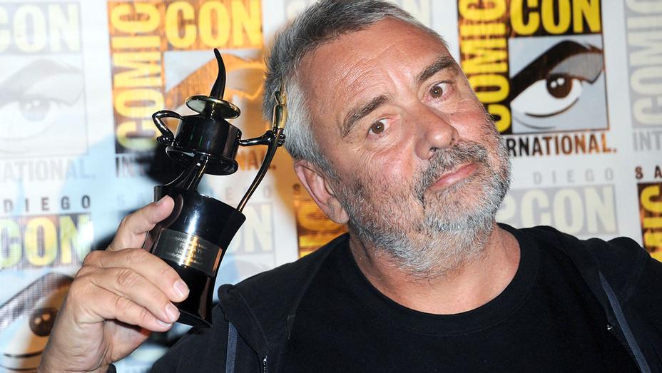 Luc Besson_Comic Con 2 - Getty - H 2016