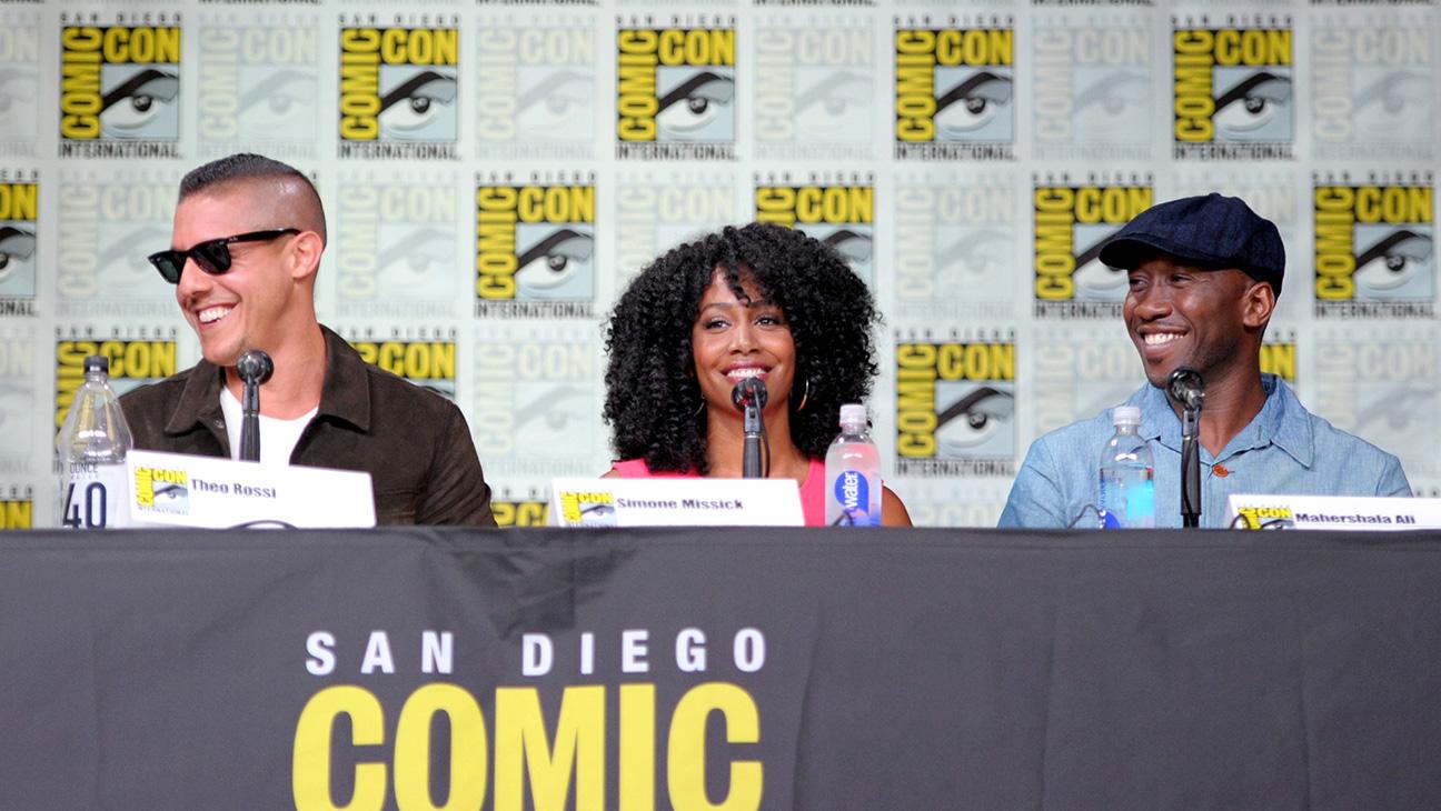 Luke Cage Comic-Con Panel - H 2016
