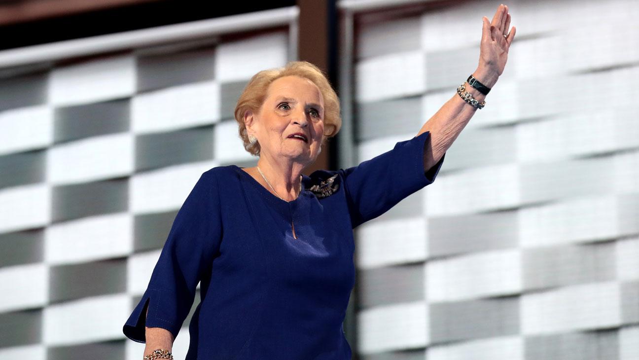 Madeleine Albright - H 2016