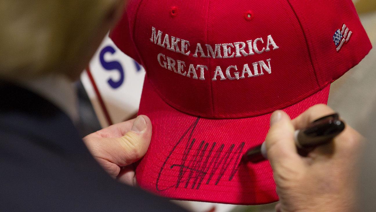 Make America Great Again Hat H 2016