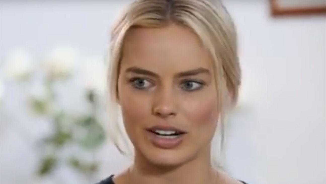 Margot Robbie Screenshot H 2016