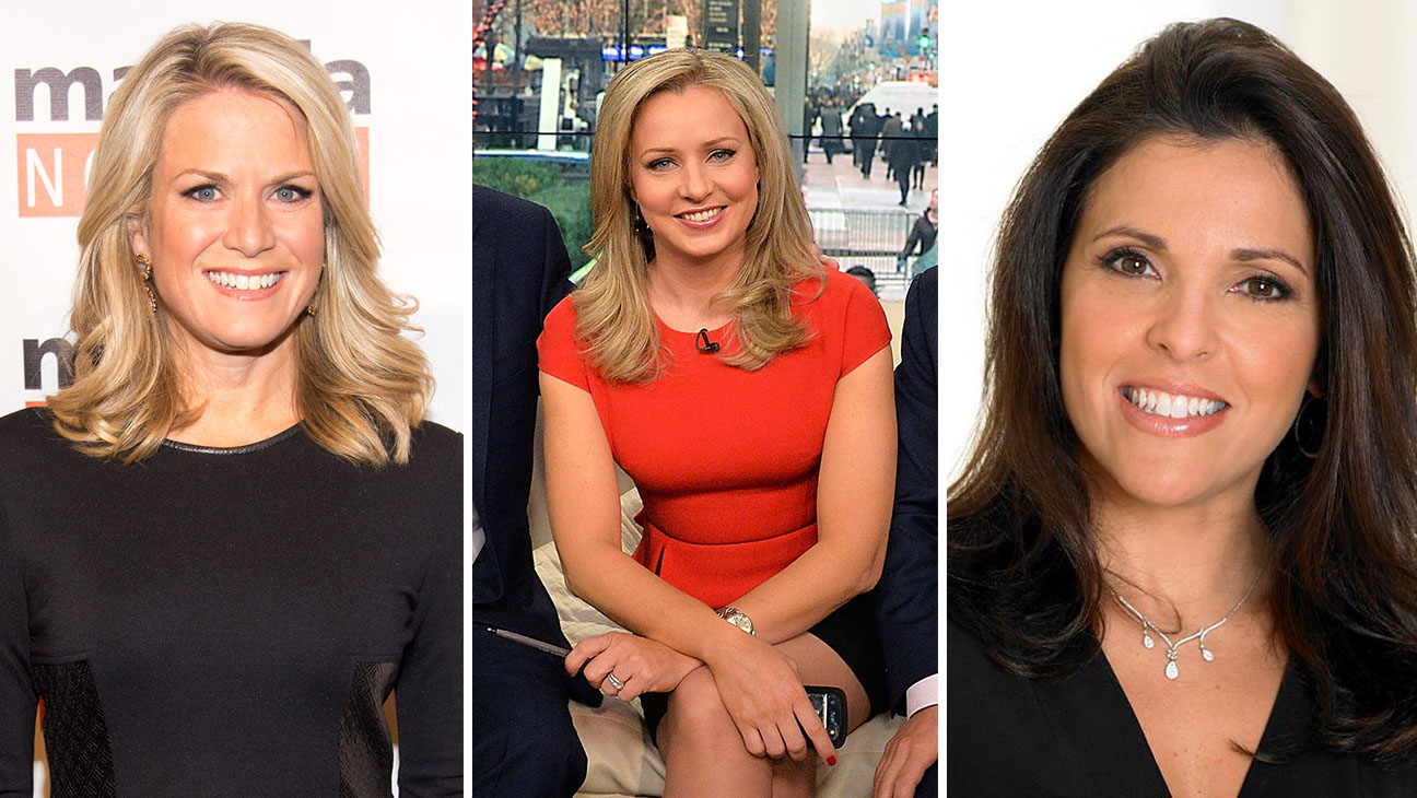 More Female Fox News Anchors Come Forward To Defend Roger Ailes Hollywood Reporter