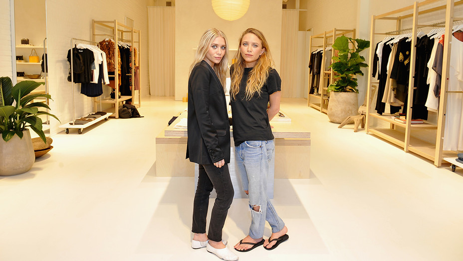 Mary Kate and Ashley Store Publicitiy - H 2016