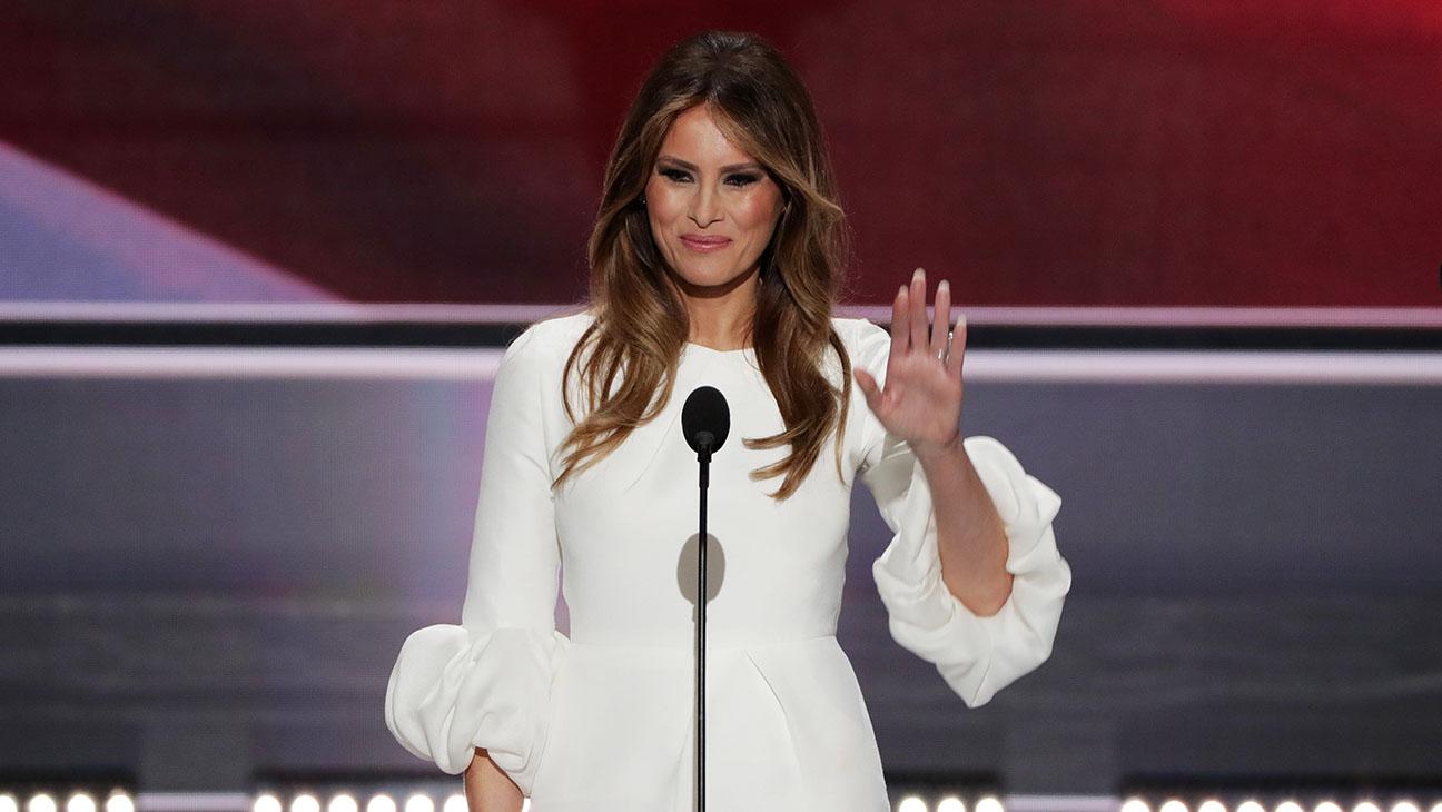 Melania Trump RNC Speech 1 - Getty - H 2016