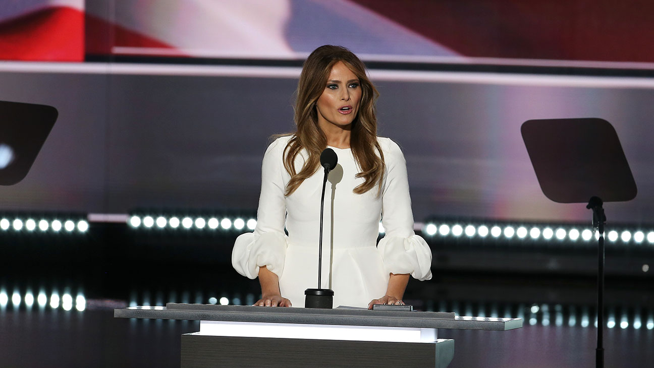 Melania Trump RNC Speech 3 - Getty - H 2016