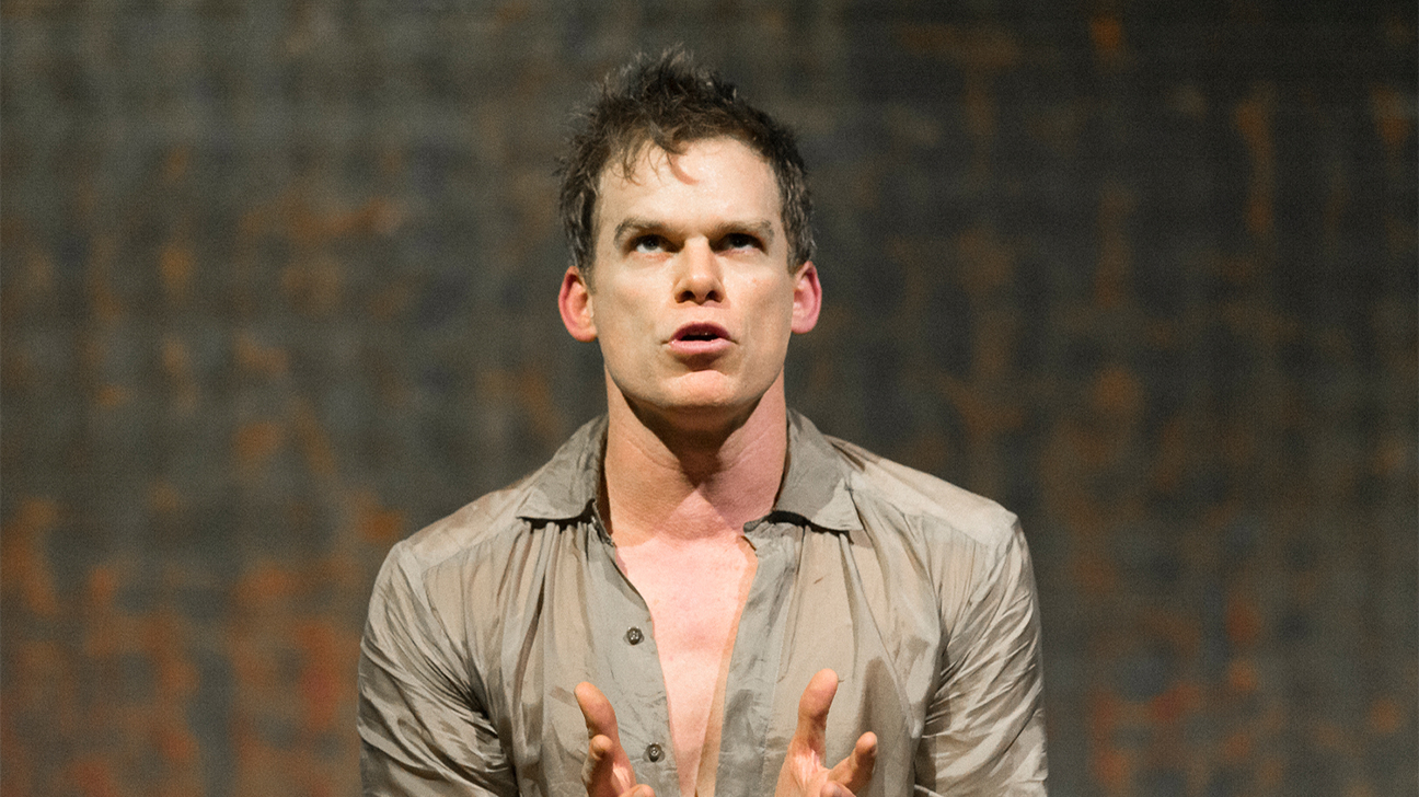 Michael C. Hall Lazarus H 2016