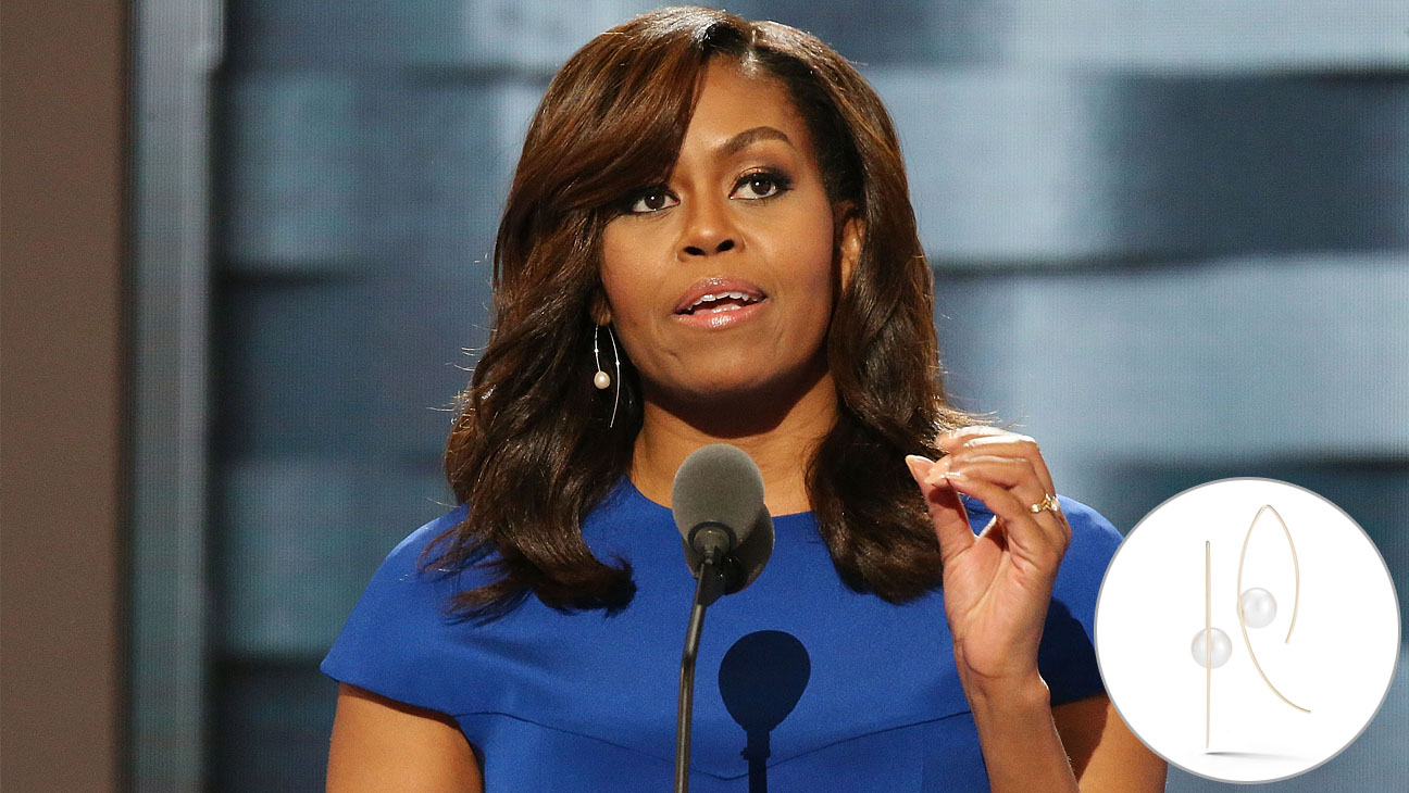 Michelle Obama DNC Inset H 2016