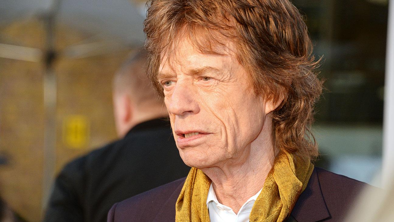 Mick Jagger - Getty - H 2016
