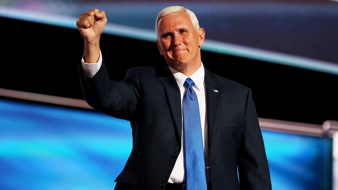 Mike Pence RNC 2 - H 2016