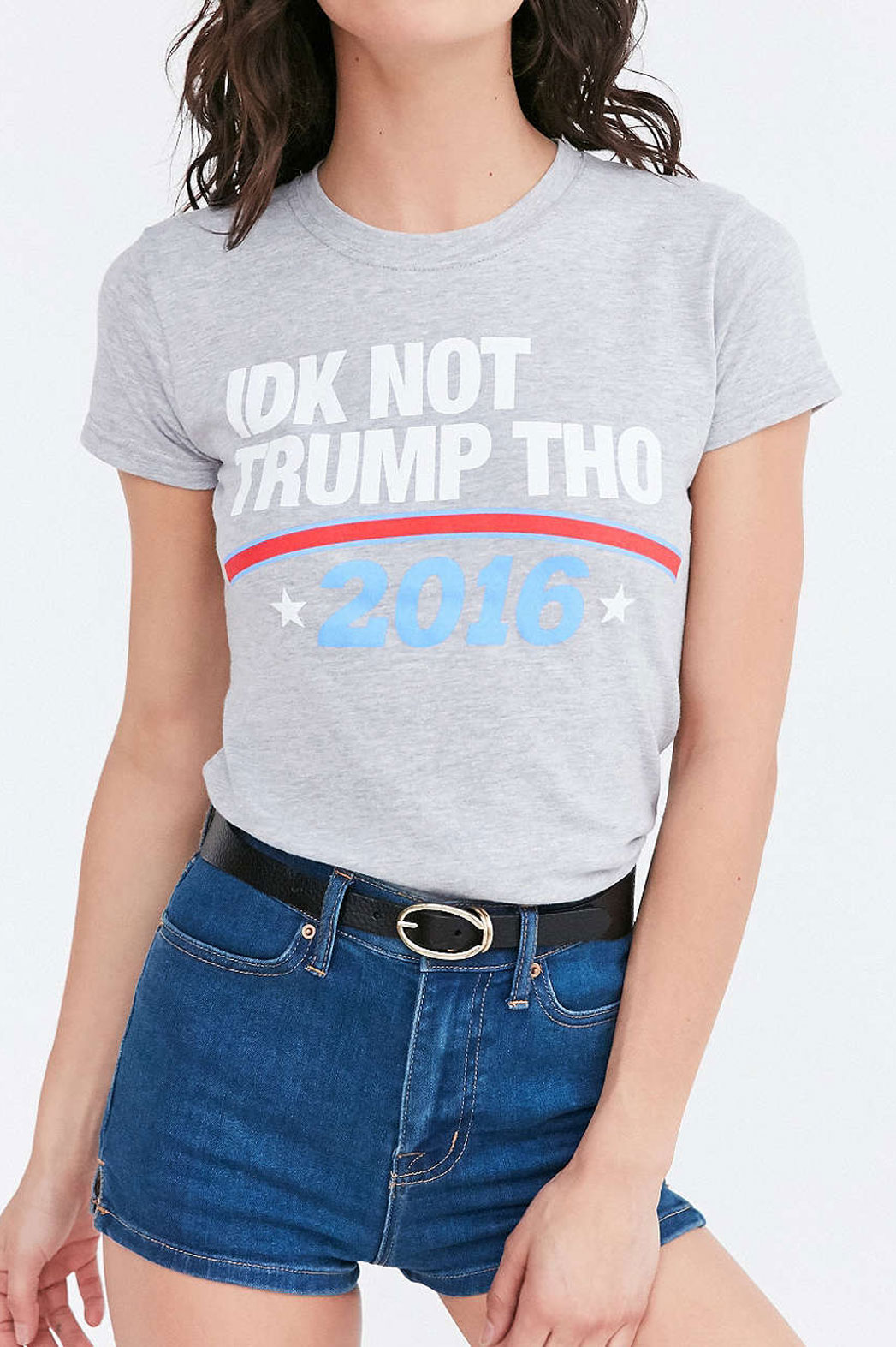 Urban Outfitters IDK Not Trump Tee - P 2016