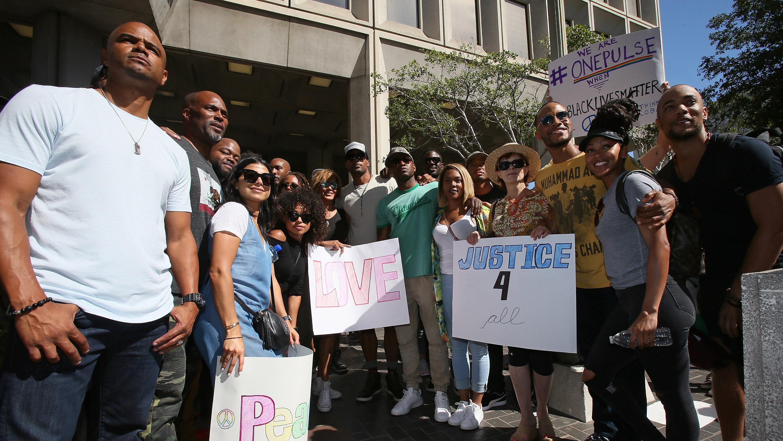 Occupy City Hall LA - Getty - H