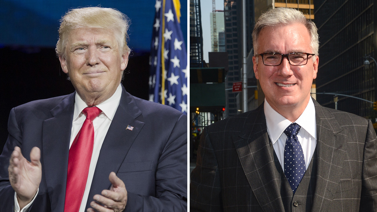 Keith Olbermann Donald Trump Split - H 2016
