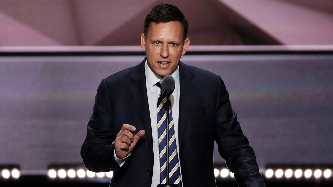 Peter Thiel RNC - H 2016