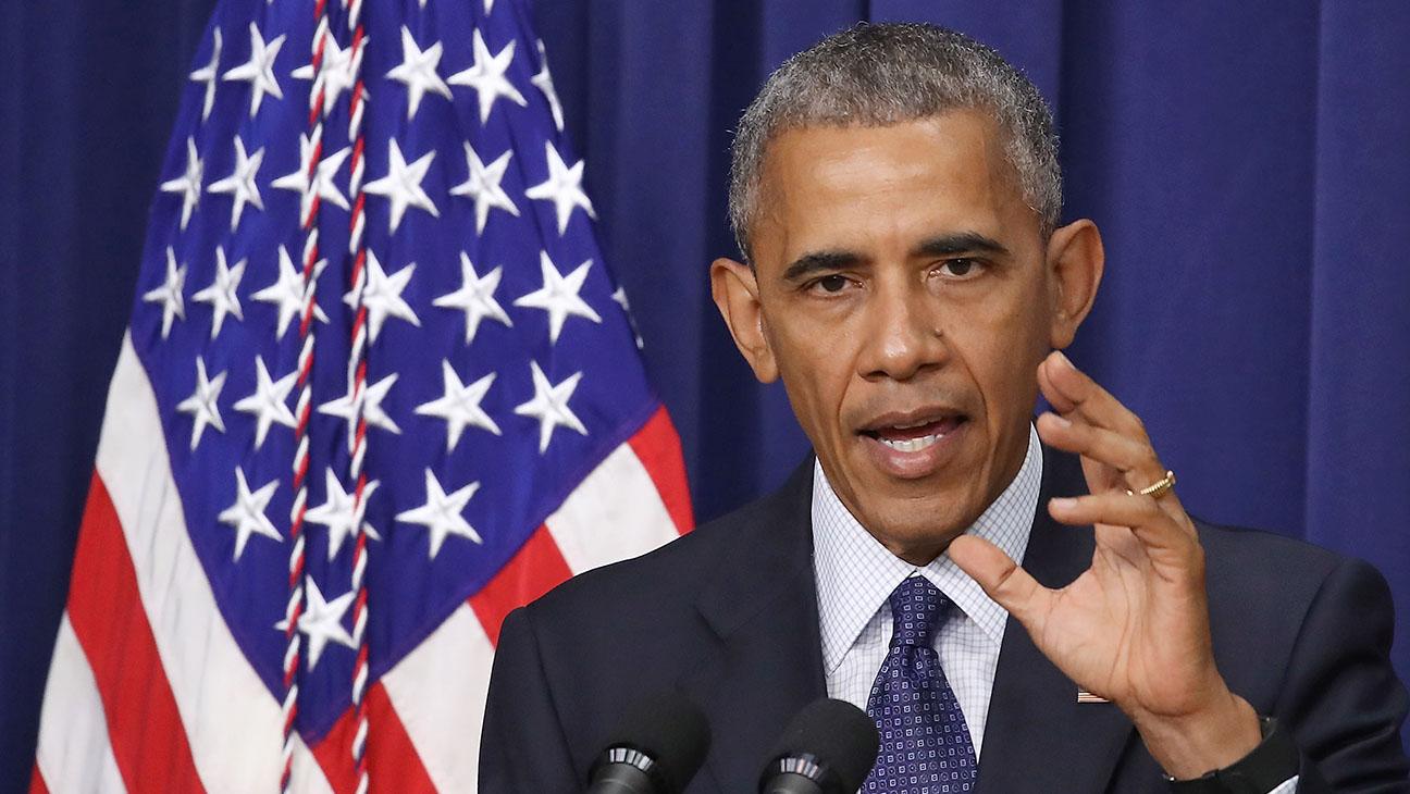 President Obama Speaking - Getty - H 2016