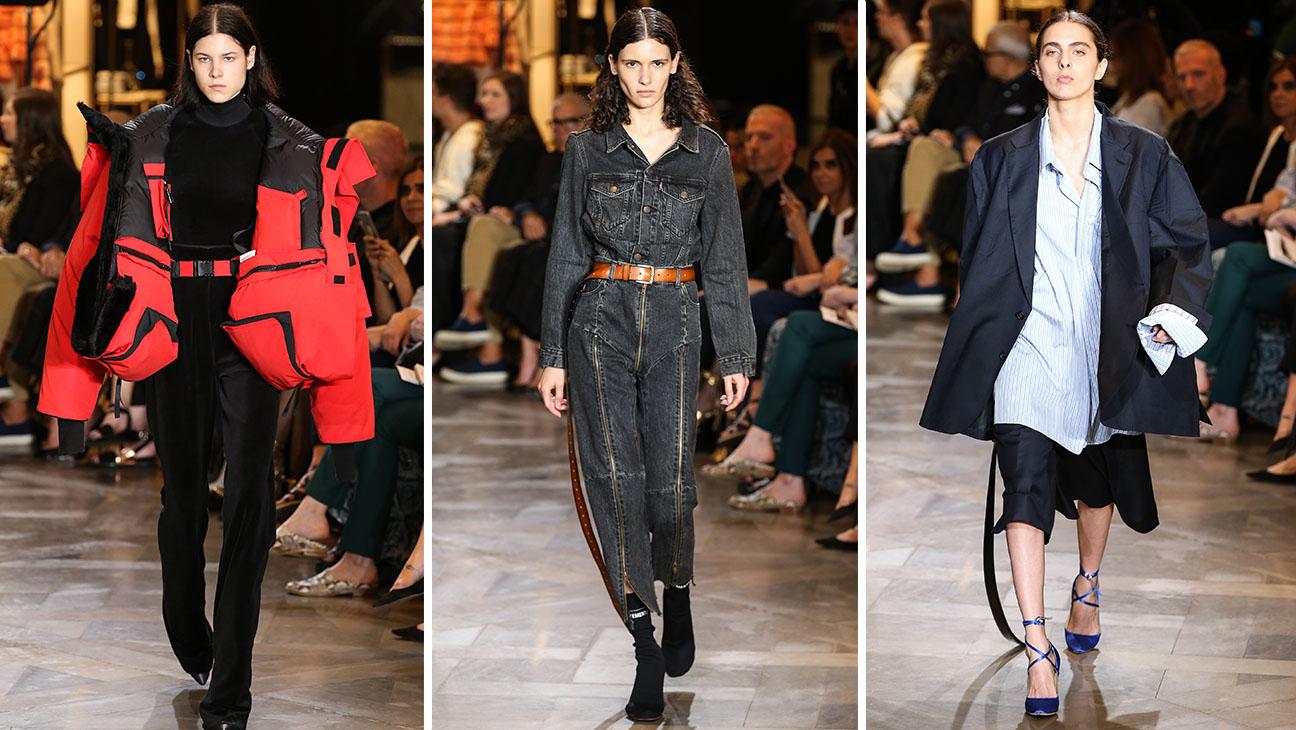 Vetements Haute Couture Fall/Winter 2016-2017 show Split-Getty-H 2016