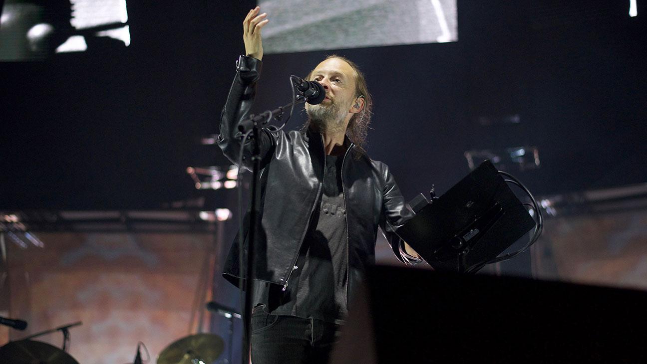 Radiohead July 27 Tom Yorke H 2016