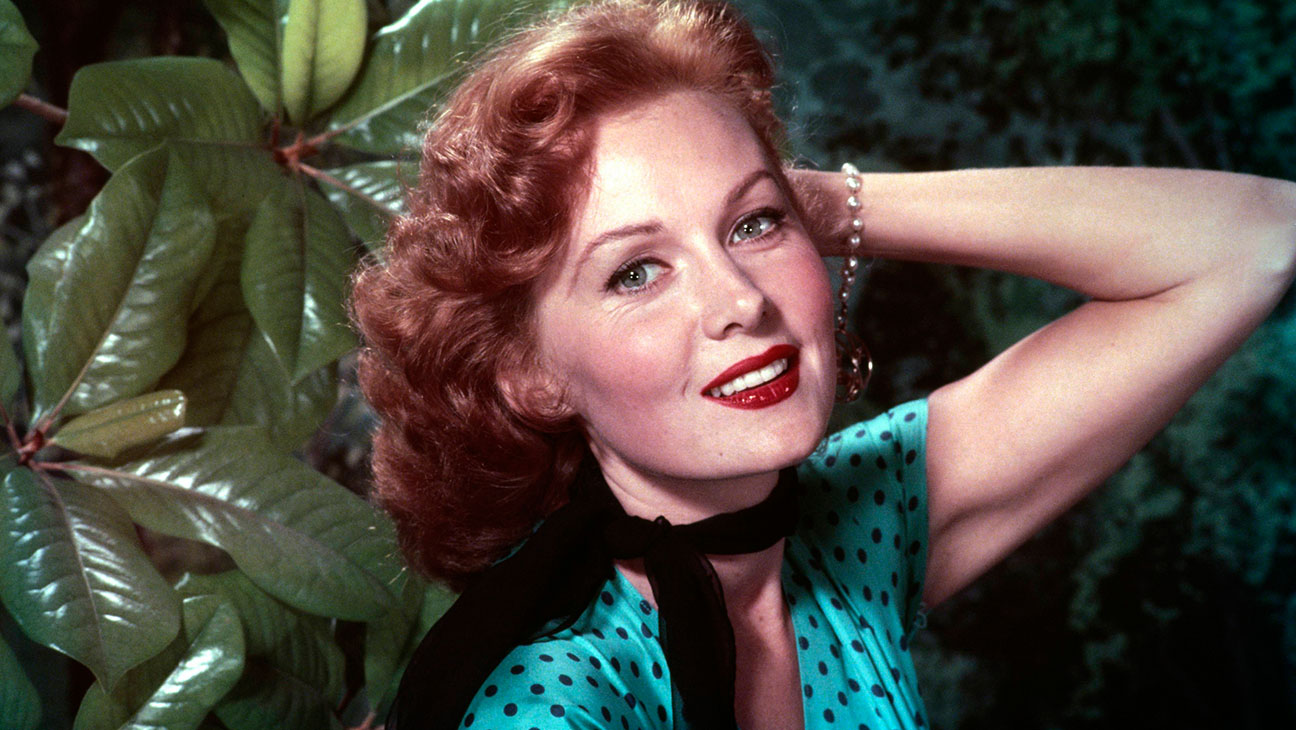 Rhonda Fleming, Striking Star of the Silver Screen, Dies at 97