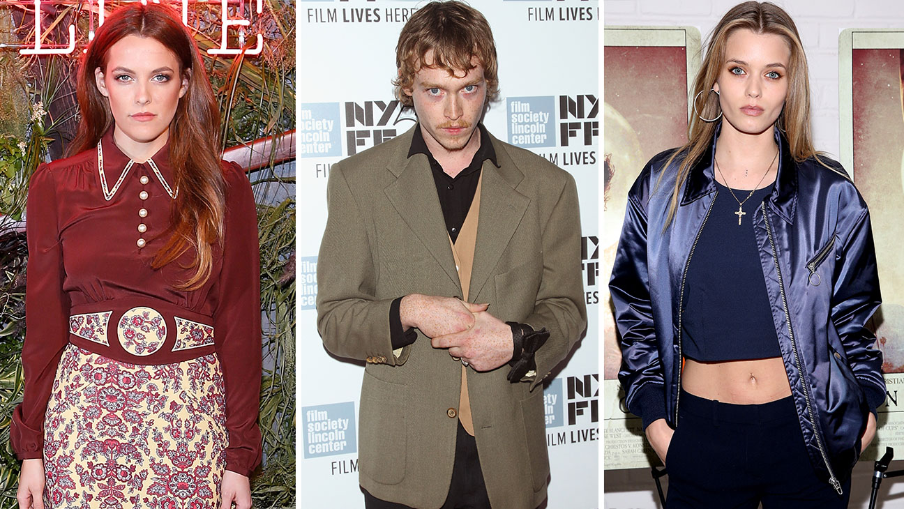 Riley Keough, Caleb Landry Jones, Abbey Lee?-Split-Getty-H 2016