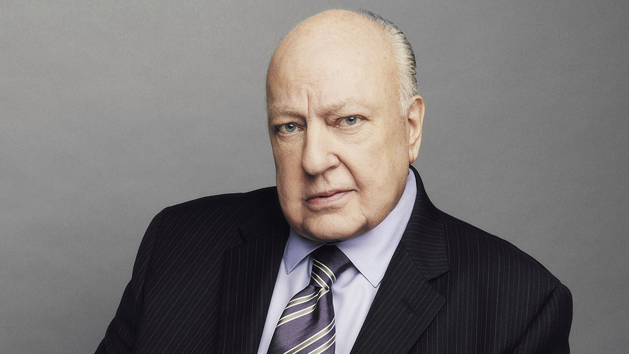 Roger Ailes - Getty - H 2016