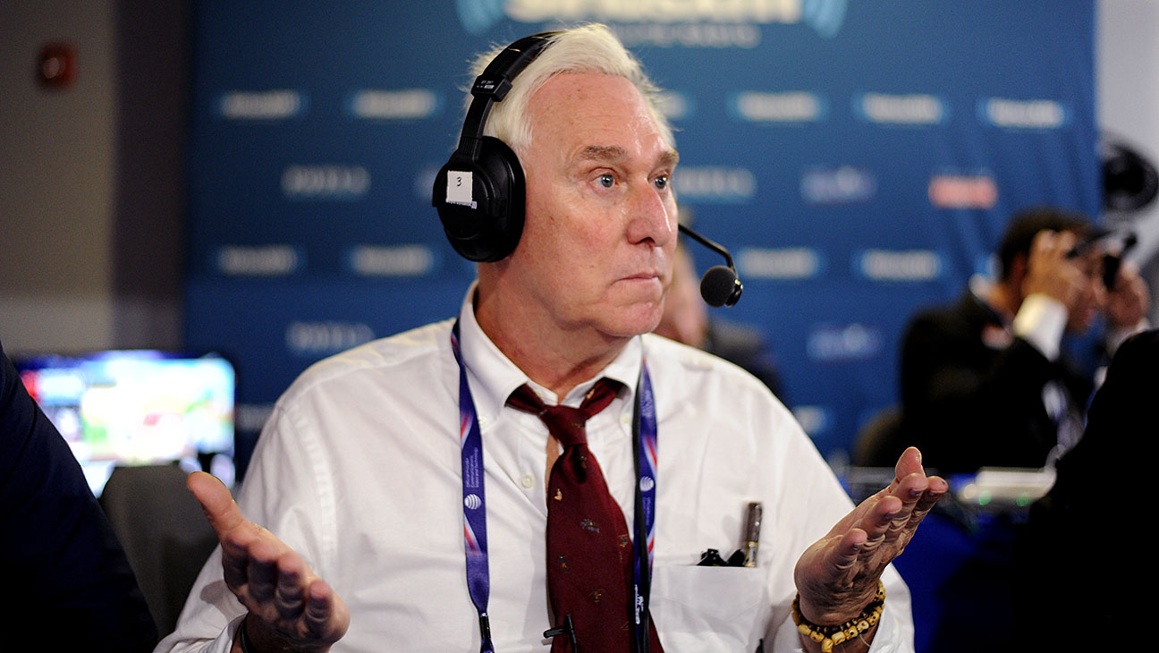 Roger Stone - Getty - H 2016