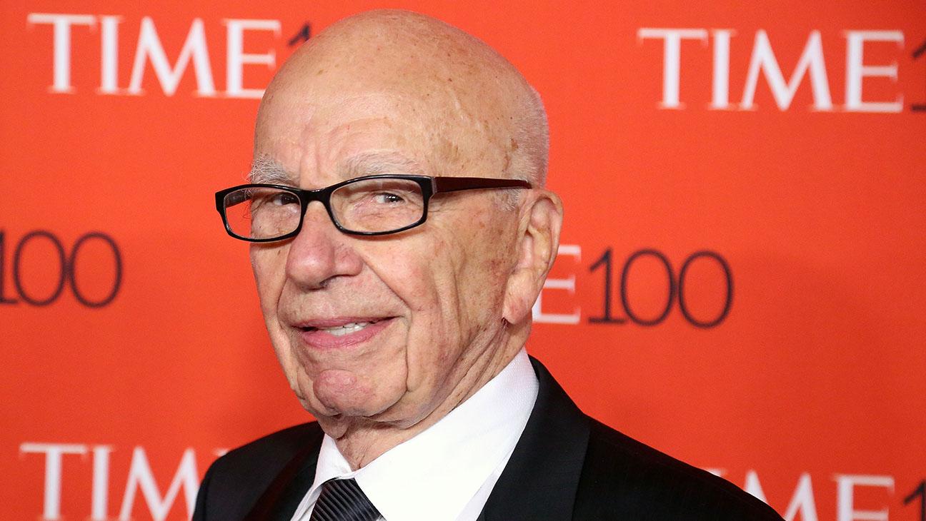 Rupert Murdoch Time 100 Gala H 2016