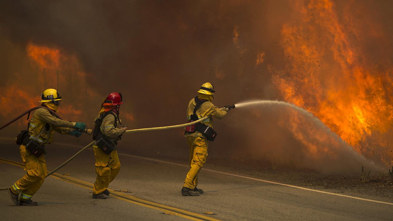 San Fire - H Getty 2016