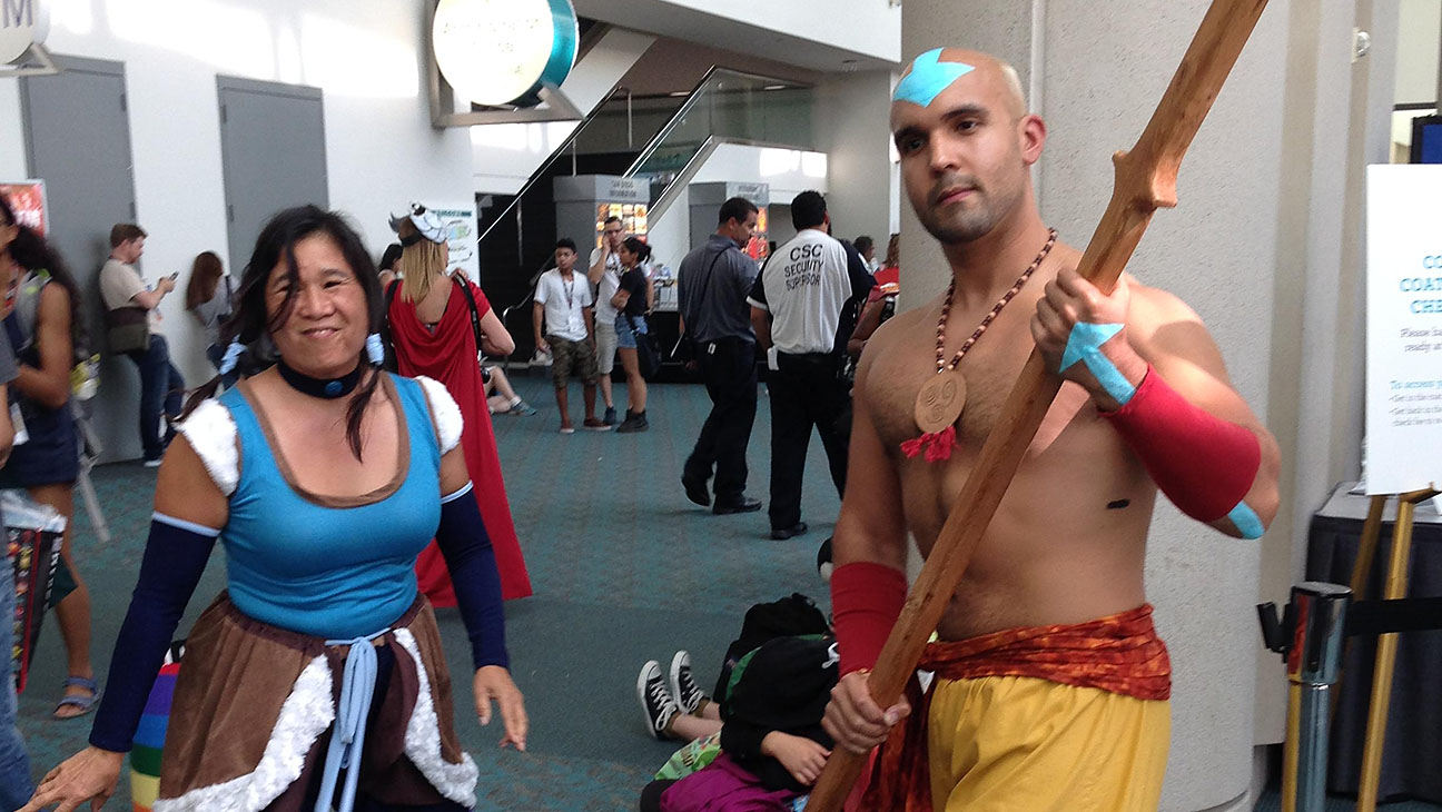SDCC_Cosplayers - H 2016