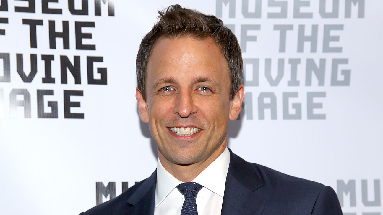 Seth Meyers - Getty - H 2016
