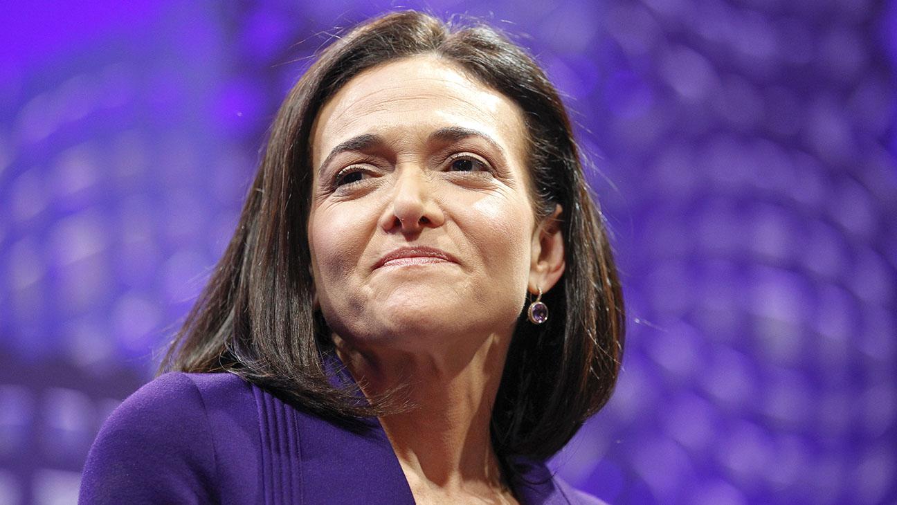 Sheryl Sandberg Getty H 2016