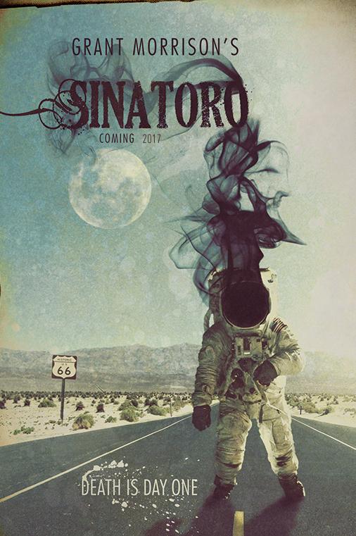 Sinatoro Poster - P