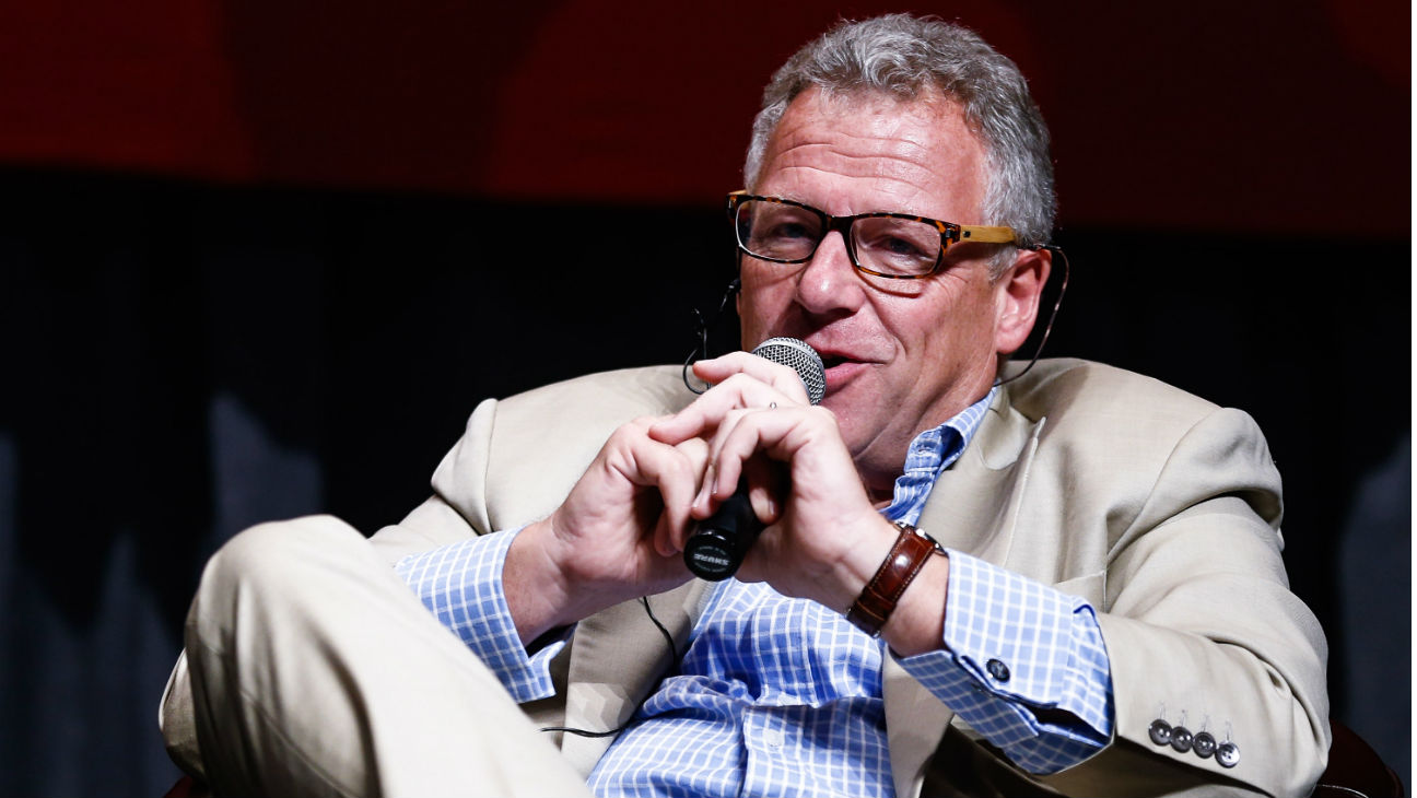 HBO Asia CEO Jonathan Spink - Getty H 2016