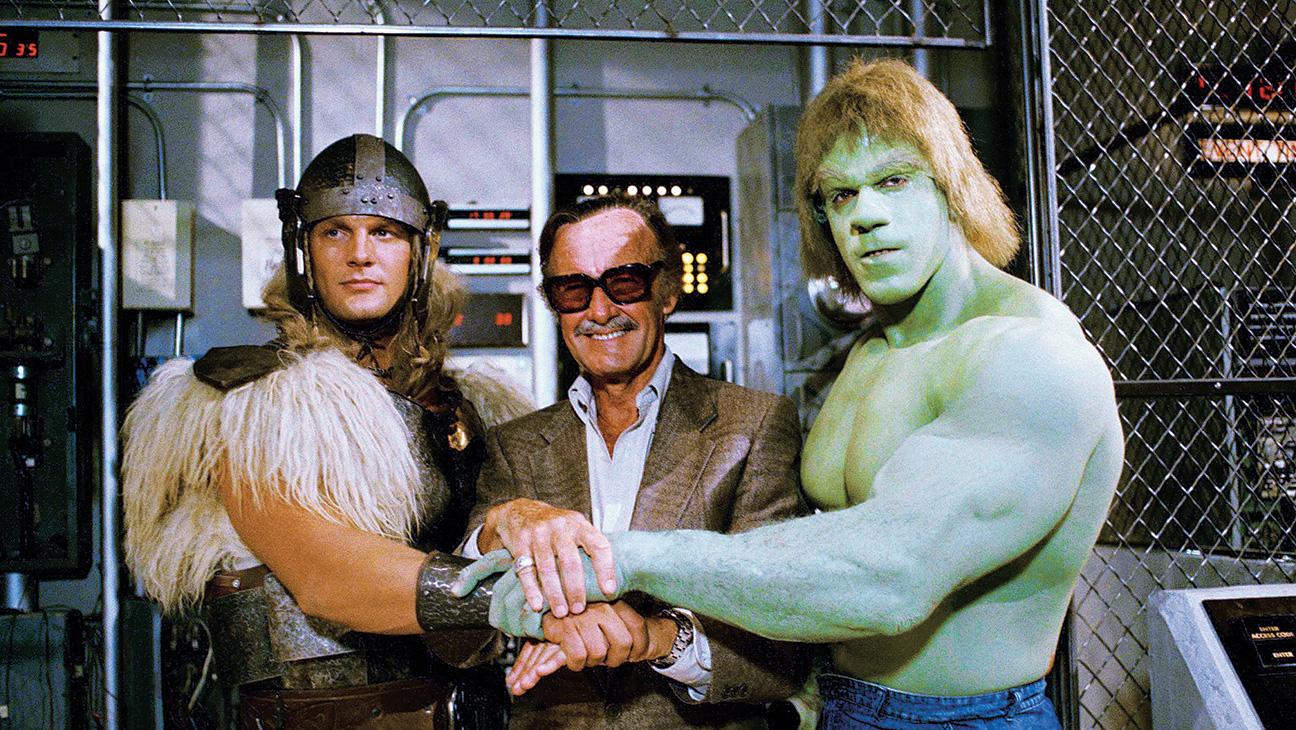 Stan Lee Hulk Thor 1988 - H 2016