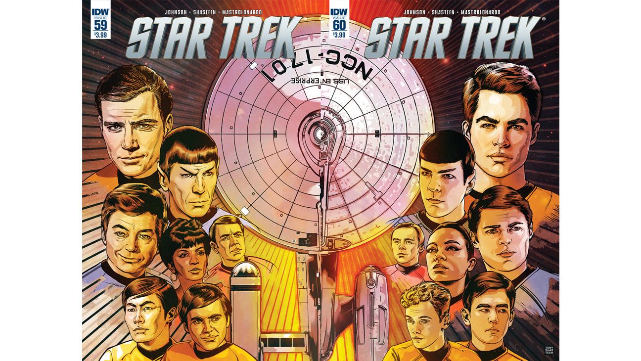 Star Trek Covers - H 2016