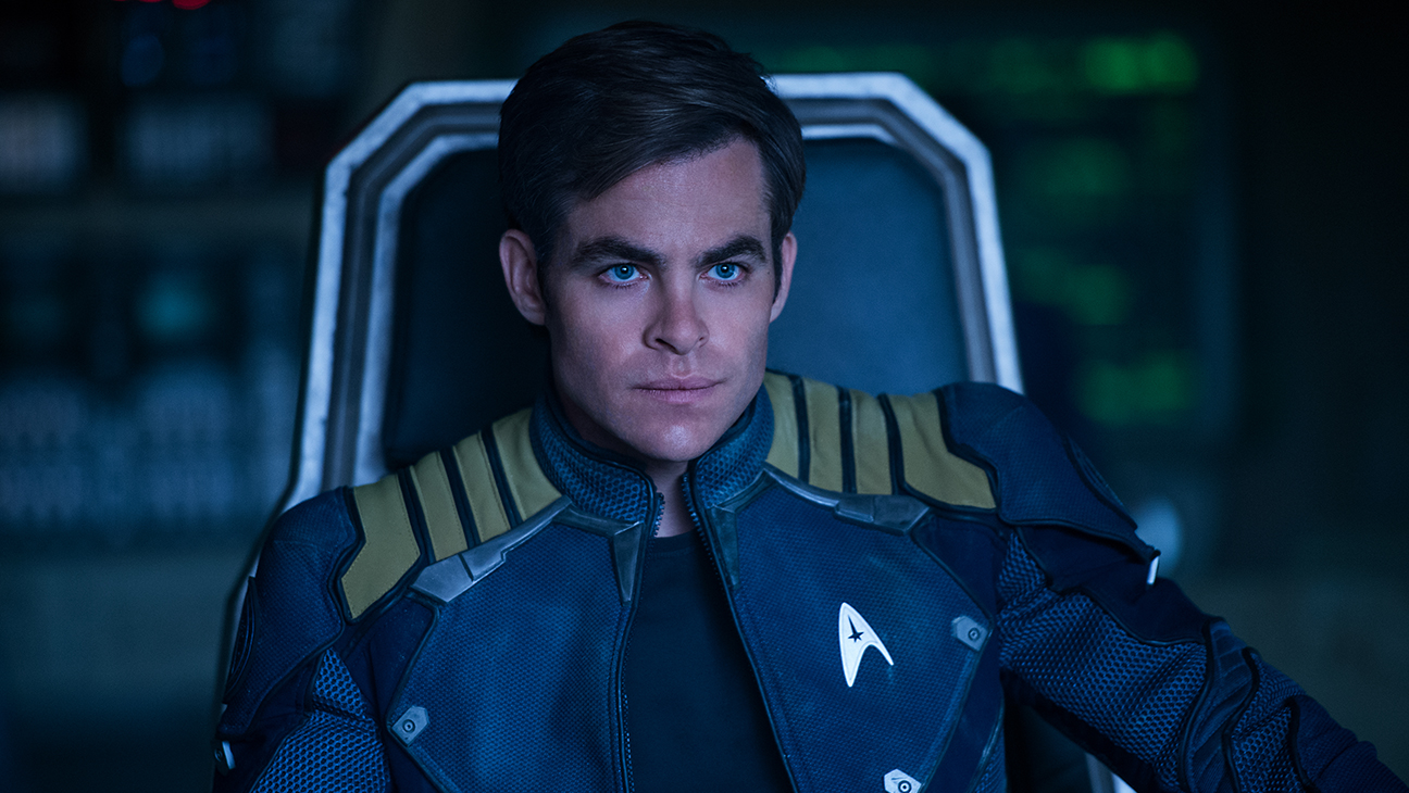 Star Trek Beyond Chris Pine - H Publicity 2016