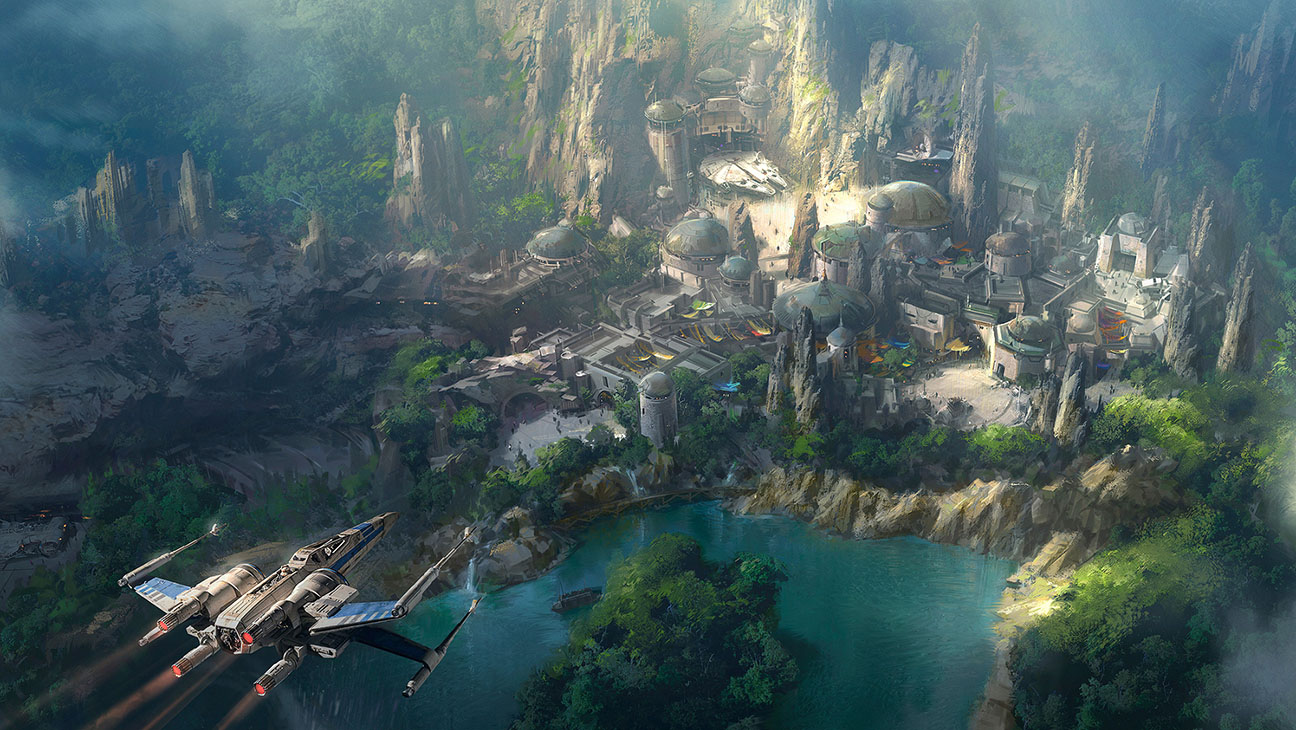 New Star Wars-Themed Land-Publicity-H 2016
